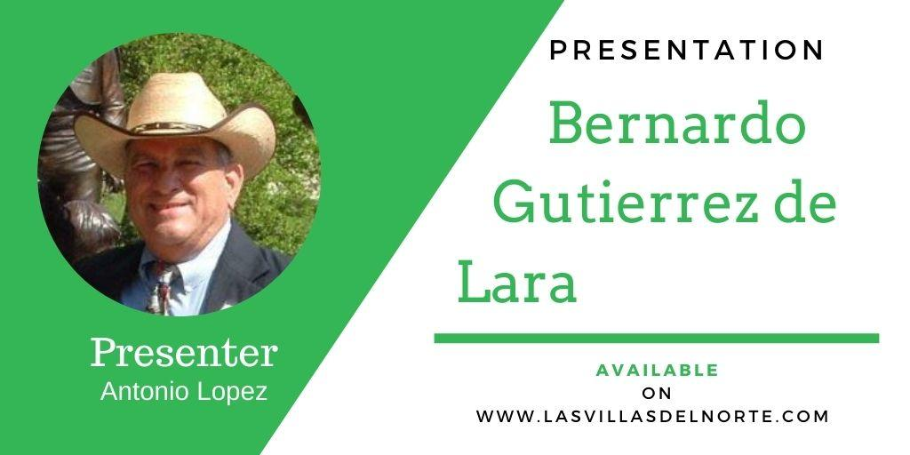 Bernardo Gutierrez de Lara