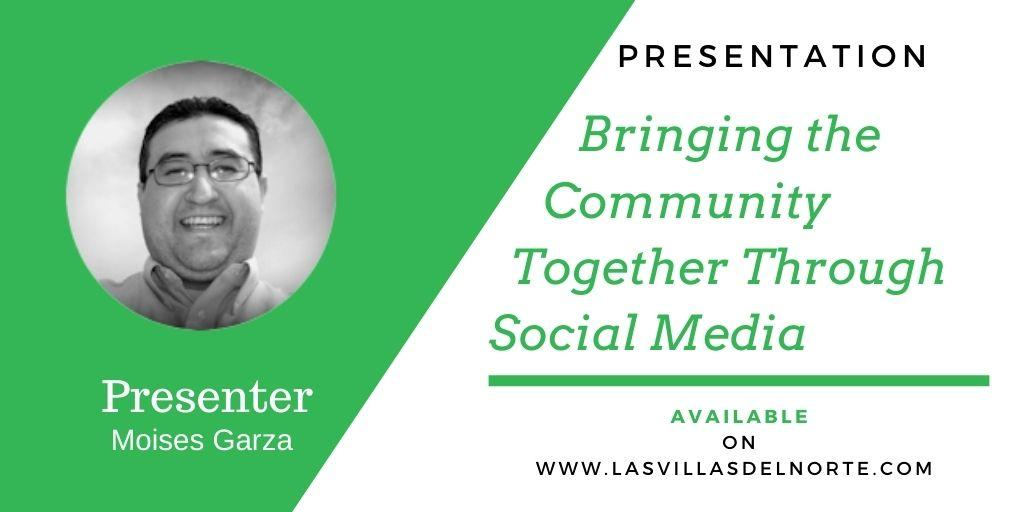 Bringing the Community Together Through Social Media