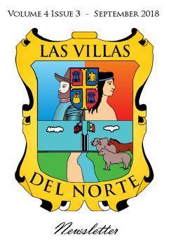 Las Villas del Norte Newsletter Volume 4 Issue 3 – September 2018