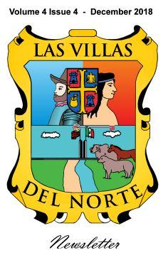 Las Villas del Norte Newsletter Volume 4 Issue 4 – December 2018