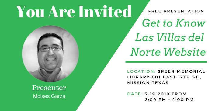 Get to Know Las Villas del Norte Website