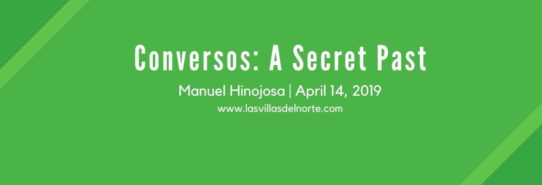 Conversos: A Secret Past