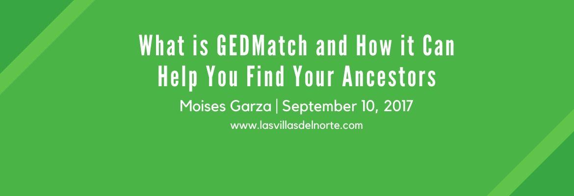 What is GEDMatch and How it Can Help You Find Your Ancestors