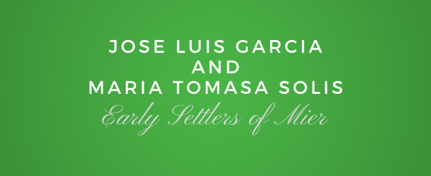 Jose Luis Garcia and Maria Tomasa Solis