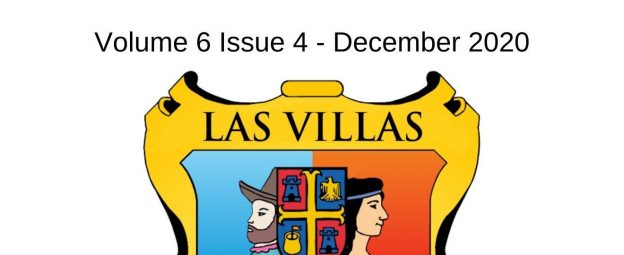 Las Villas del Norte Newsletter Volume 6 Issue 4 - December 2020