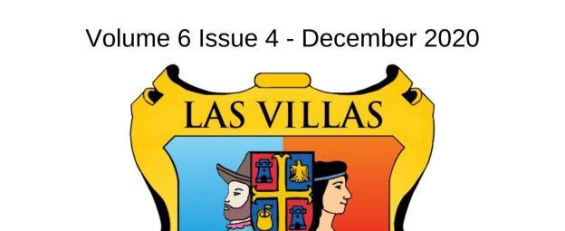 Las Villas del Norte Newsletter Volume 6 Issue 4 - December 2020