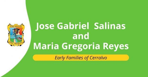 Jose Gabriel Selvera Salinas and Maria Gregoria Tadea Reyes