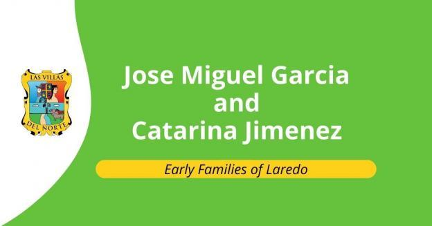 Jose Miguel Garcia and Catarina Jimenez