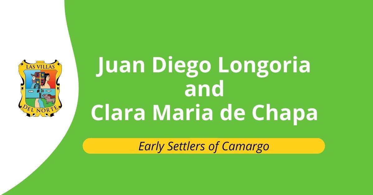 Juan Diego Longoria and Clara Maria de Chapa