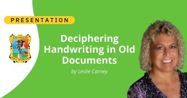 Deciphering Handwriting in Old Documents