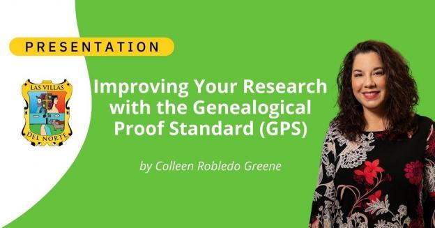 Improving Your Research with the Genealogical Proof Standard (GPS)