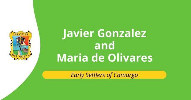Javier Gonzalez and Maria de Olivares