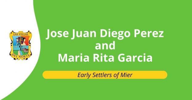 Jose Juan Diego Perez and Maria Rita Garcia