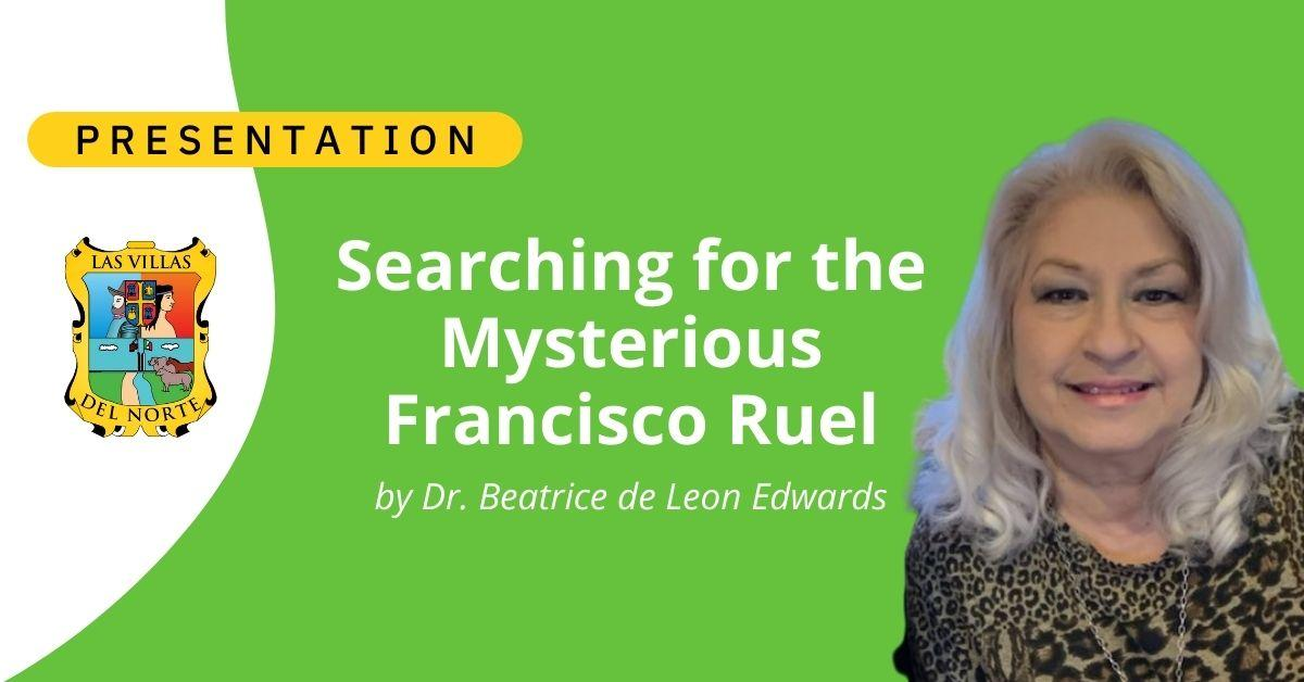 Searching for the Mysterious Francisco Ruel