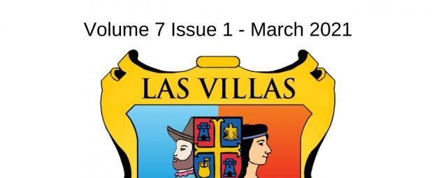 Las Villas del Norte Newsletter Volume 7 Issue 1 – March 2021