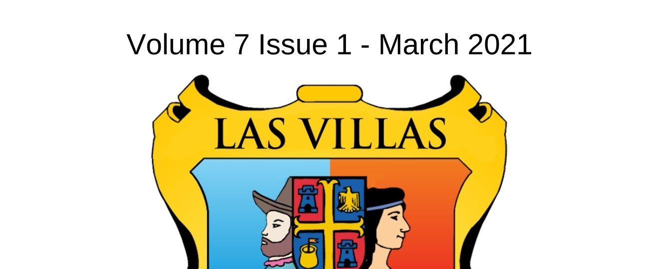 Las Villas del Norte Newsletter Volume 7 Issue 1 – March 2021