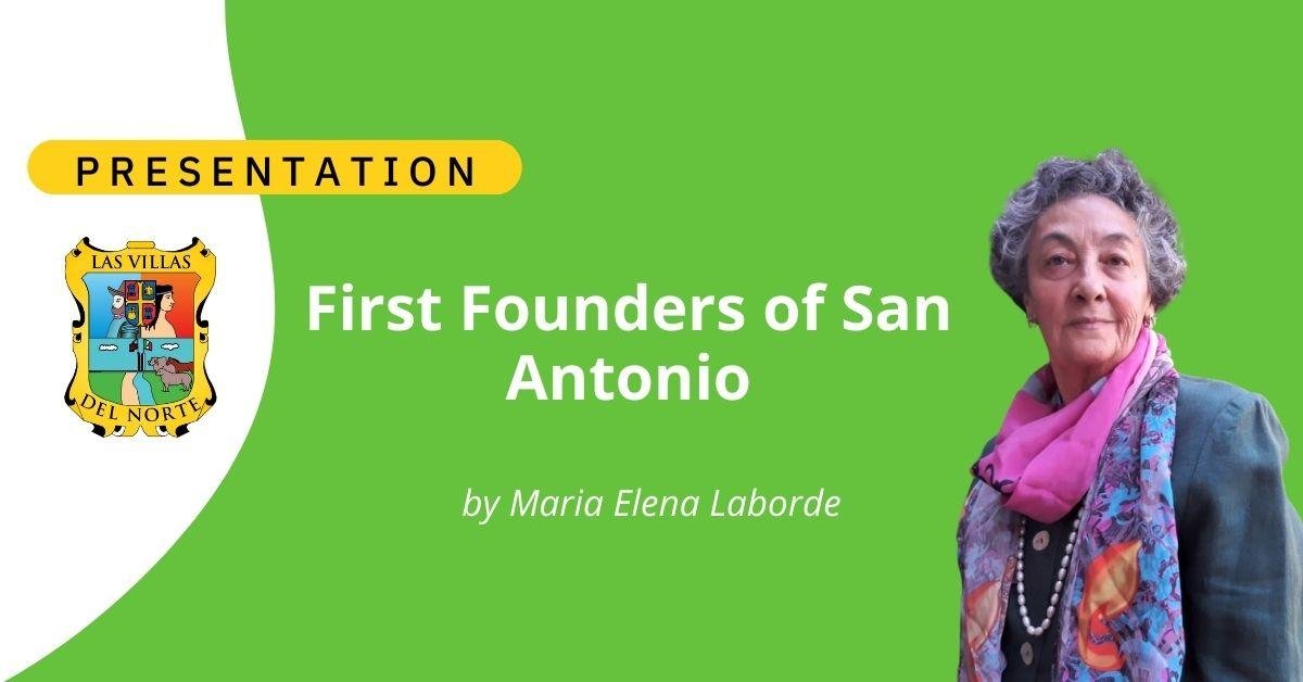 First Founders of San Antonio