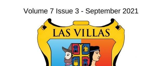 Las Villas del Norte Newsletter Volume 7 Issue 3 - September 2021